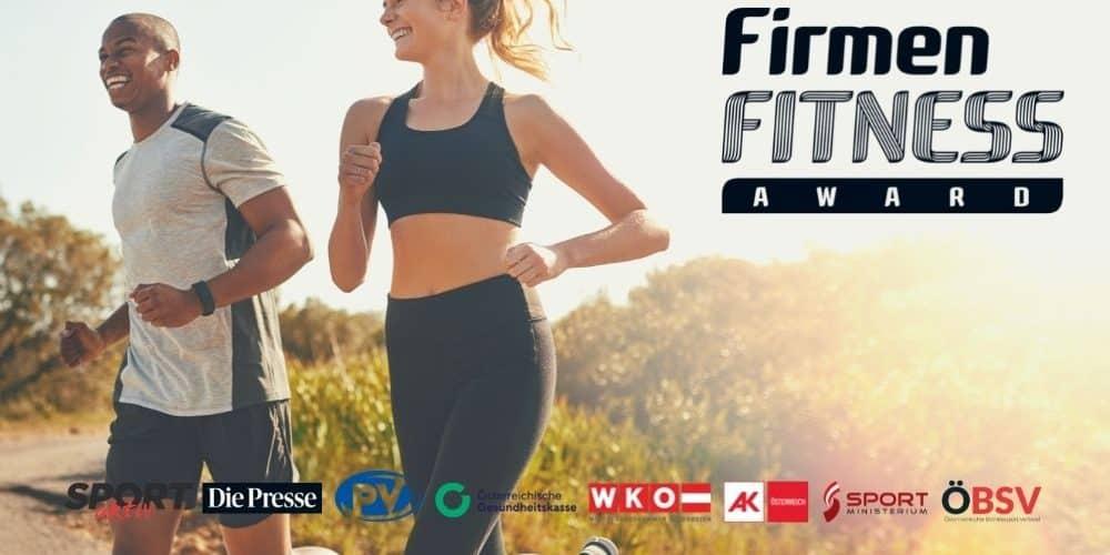 Logo Firmen Fitness Awardd