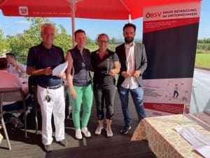 Mannschaft Netto, 1. Platz, Golf