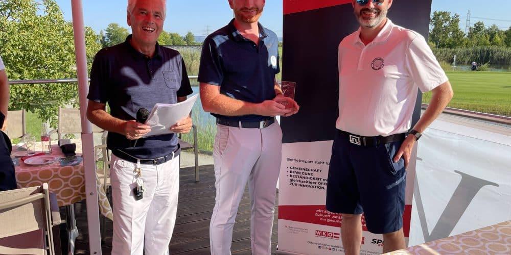 Netto A, 3. Platz, Golf