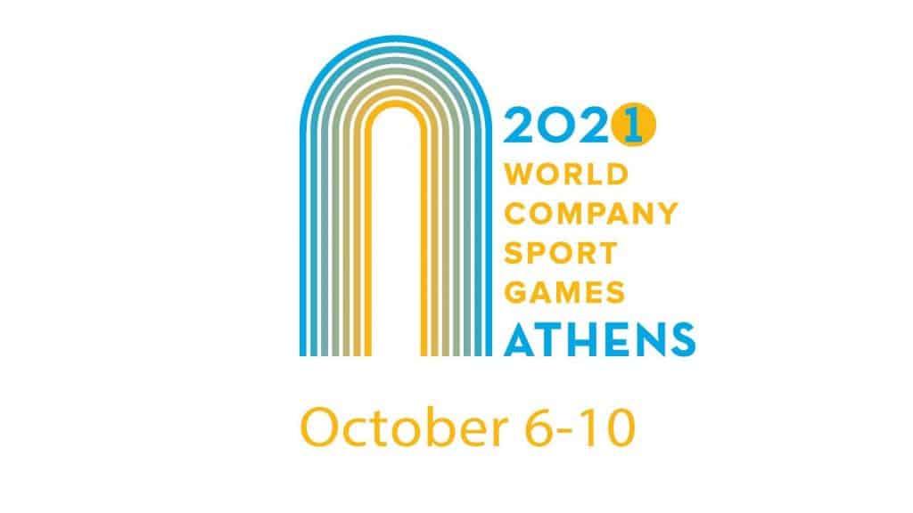 Logo Weltbetriebssport Spiele 2021