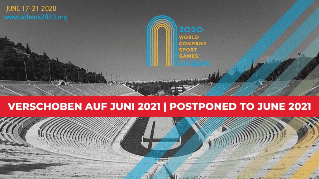 Weltbetriebssportspiele Athen 2020, OAKA Sportzentrum